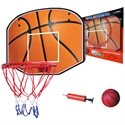 Picture of Basketball Set With Board & Pump