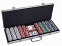 Picture of Poker Set 500 Pcs