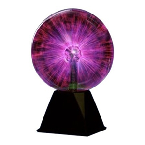 Picture of Plasma Ball With Audio Size 8""