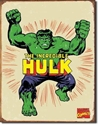 Picture of Hulk Retro Tin Sign