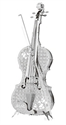 Picture of Violin Deluxe 3D Metal Model Kit