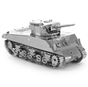 Picture of Sherman Tank 3D Metal Model Kit