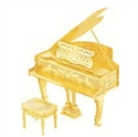 Picture of Piano Gold Deluxe 3D Metal Model Kit