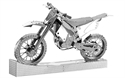 Picture of Motorcycle 3D Metal Model Kit