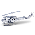 Picture of Huey UH-1 Helicopter 3D Metal Model Kit