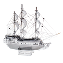 Picture of Black Pearl 3D Metal Model Kit
