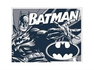 Picture of Batman Duotone Tin Sign