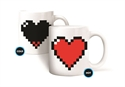 Picture of Pixel Heart Morph Mug