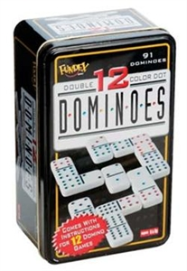 Picture of Dominoes Double 12