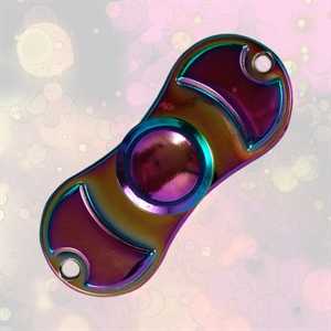 Picture of Rainbow Dual Fidget Spinner