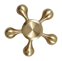 Picture of Brass Helm Fidget Spinner