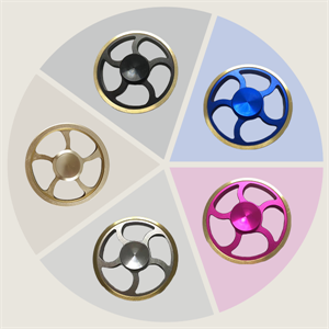 Picture of Metal Hubspin Fidget Spinner