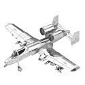 Picture of A-10 Attack Aircraft 3D Metal Model Kit