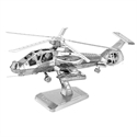 Picture of RAH-66 Stealth Helicopter 3D Metal Model Kit