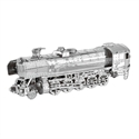 Picture of BR52 Steam Locomotive 3D Metal Model Kit