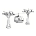 Picture of Cable Car 3D Metal Model Kit