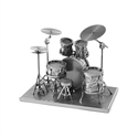 Picture of Drum Kit Deluxe 3D Metal Model Kit