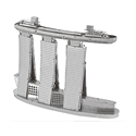 Picture of Marina Bay Sands 3D Metal Model Kit