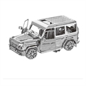 Picture of Mercedes Benx G500 3D Metal Model Kit