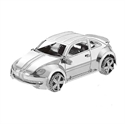 Picture of VW Beetle 3D Metal Model Kit