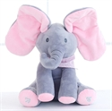 Picture of Plush Singing Elephant