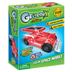 Picture of Greenex Solar Space Mobile