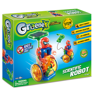 Picture of Greenex Scientific Robot