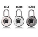 Picture of Zinc Alloy fingerprint ID lock