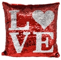 Picture of Sequin Pillow L<3ve