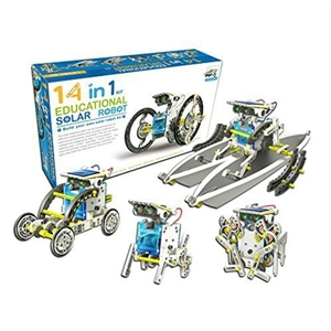 Picture of 14-in-1 Educational Solar Robot