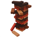 Picture of Tumbling Tower Wooden Game