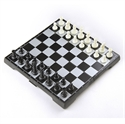 Picture of Black & Silver Magnetic Chess 24 cm