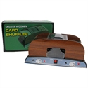 Picture of Card Shuffler Deluxe Wood